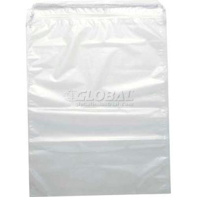 "Polyethylene Pull-Tite Drawstring Bag, 2 mil, 6"" x 10"", Pkg Qty 1000"