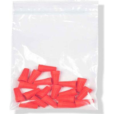 """Reclosable Bags 12"""" x 10"""" 4 Mil, 1,000/Case"""