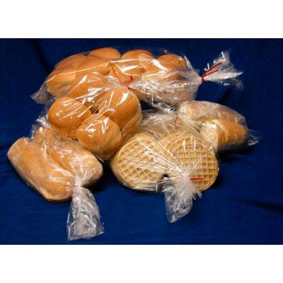 Side Gusset Co-Extruded Polypropylene Bag  18 x 5 1 Mil, Pkg Qty 1,000