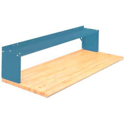 Equipto® Aerial Shelf For Bench 226-60-BL, Regal Blue