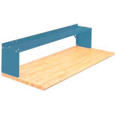 Equipto® Aerial Shelf For Bench 226-72-BL, Regal Blue