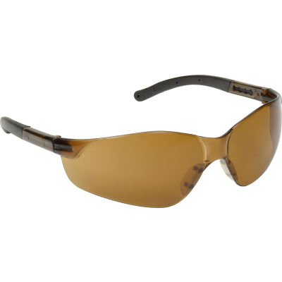 Inhibitor® Safety Glasses, ERB Safety, 17970 - Smoke Frame, Smoke Lens