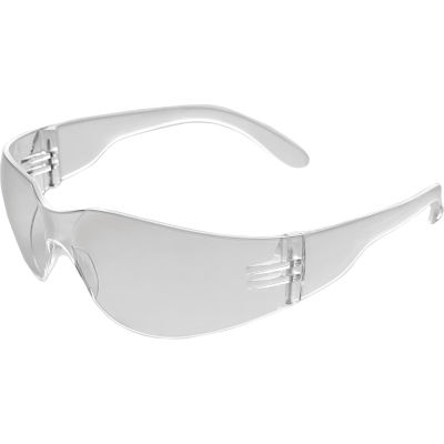 IProtect® Reader Safety Glasses, ERB Safety, 17987 - Clear Bifocal +1.0 Lens