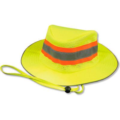 Aware Wear® ANSI 107 Class Headwear, 61587 - Lime, One Size