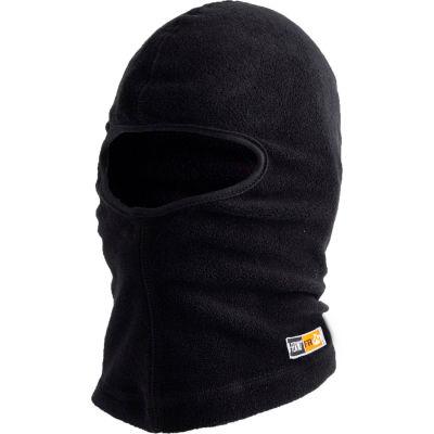 Ergodyne® N-Ferno® 6828 Modacrylic Blend FR Fleece Balaclava, Black