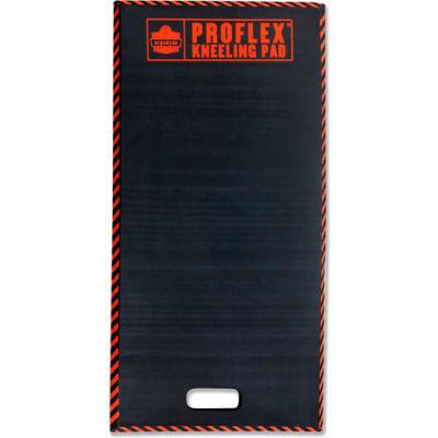 "Ergodyne™ ProFlex®390 Extra Large Kneeling Pad 1"" Thick 18"" x 36"" Black"