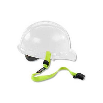 Ergodyne® Squids® 3150 Buckle Hard Hat Lanyard - Lime, 19150 - Pkg Qty 6