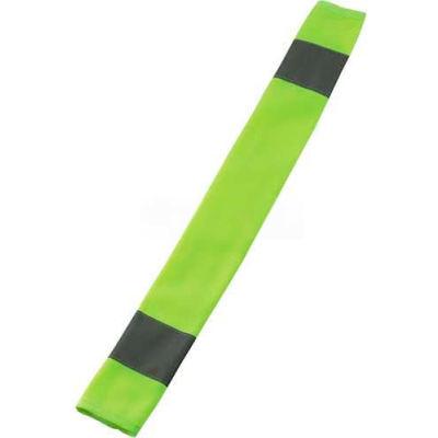 Ergodyne® GloWear® Seat Belt Cover, One Size, Lime, 29043