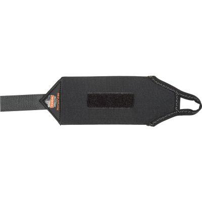 Ergodyne® 420 Wrist Wrap with Thumb Loop, Black, S/M