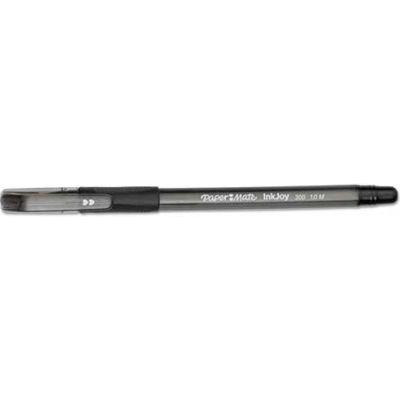Paper Mate® InkJoy Ballpoint Pen, Medium, Black Ink, Dozen