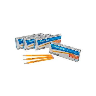 Paper Mate® Sharpwriter Mechanical Pencil, 0.7mm, Yellow - Pkg Qty 12