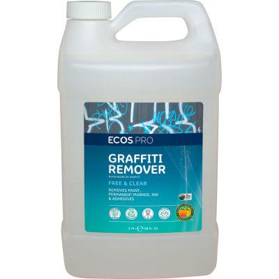 ECOS® Pro Graffiti Remover, Gallon Bottle, 4 Bottles - PL9347/04