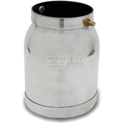 Metal TPTFE Coated Paint Container for Professional Metal Spray Gun