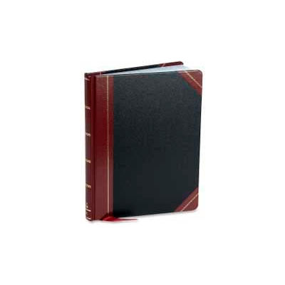 """Boorum & Pease® Columnar Book, Record Ruled, Single Page Form, 10-3/8"""" x 8-1/8"""", 300 Sheets/Pad"""