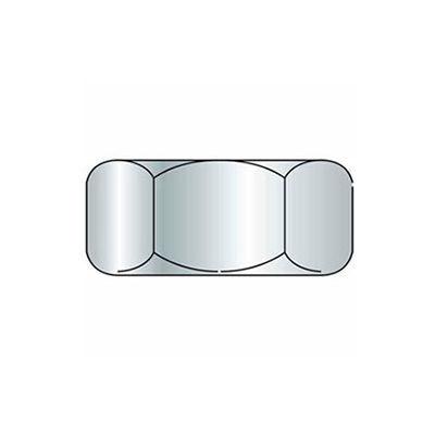 1/2-20 Hex Nut - Grade 5 - Steel - Zinc Clear - SAE J995 - USA - Pkg of 50 - Earnest 311125TP