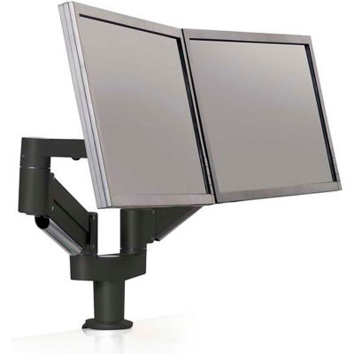 Ergotech® 7Flex® Dual Monitor Arm, TAA Compliant