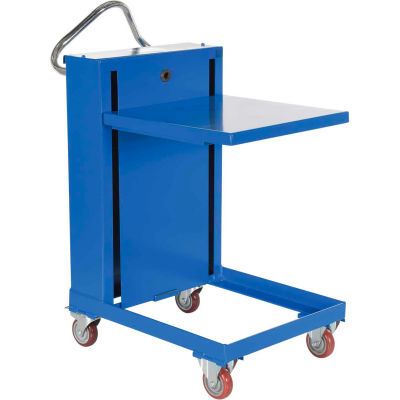 Self-Elevating Spring Table ETS-1120-24 1120 Lb. Cap.