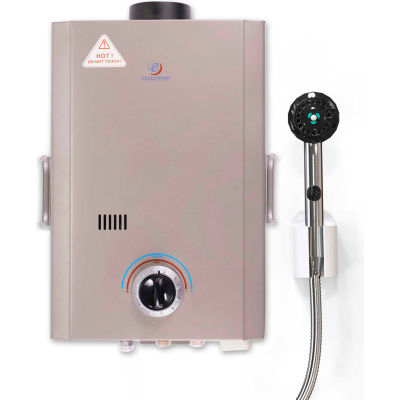 Eccotemp L7 Portable Tankless Water Heater - 14kW, 3V