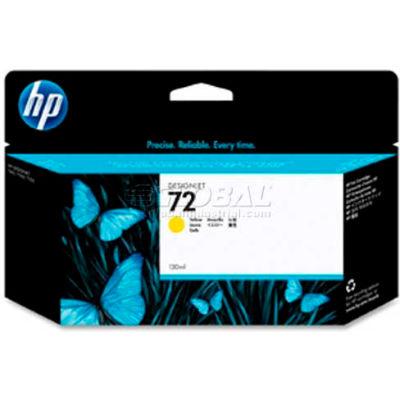 HP® 72 Ink Cartridge C9373A, Yellow
