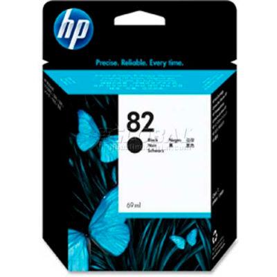 HP® 82 Ink Cartridge CH565A, Black
