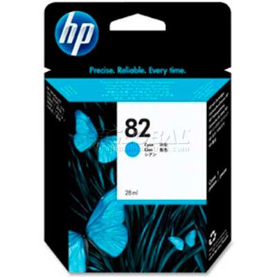 HP® 82 Ink Cartridge CH566A, Cyan