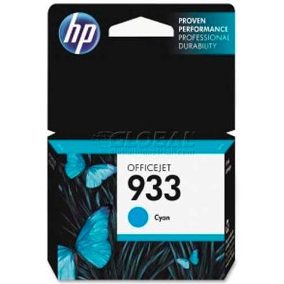 HP® 933 Ink Cartridge CN058AN, Cyan