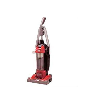 """Sanitaire® HEPA Bagless Commercial Upright Cyclonic Vacuum, 15"""" Cleaning Width"""
