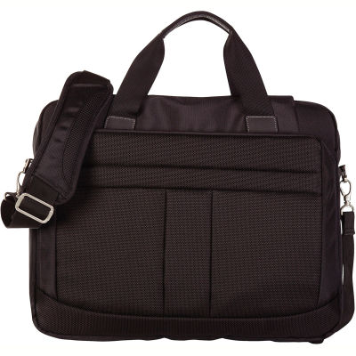 "Bugatti EXB501 Executive Briefcase Hybrid Backpack, 15.6"" Computer Case, Black"