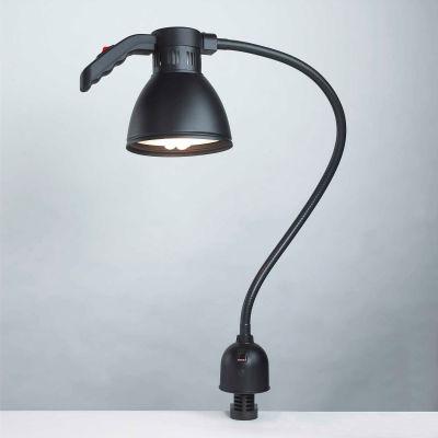 Electrix 2020 Ergo Fluorescent Gooseneck Task Light, Clamp-On, 120V, 22W