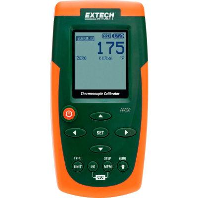 Extech PRC20 Thermocouple Calibrator, Green