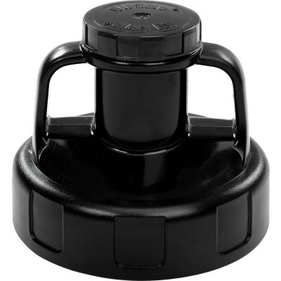 Oil Safe Utility Lid, Black, 100201