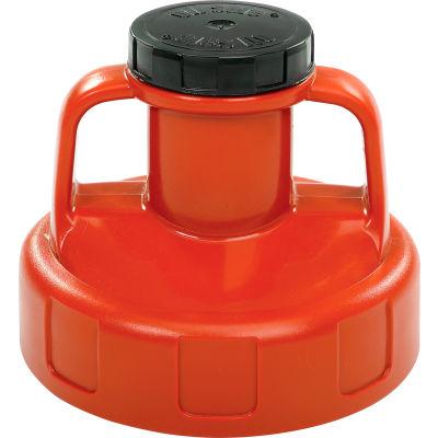 Oil Safe Utility Lid, Orange, 100206