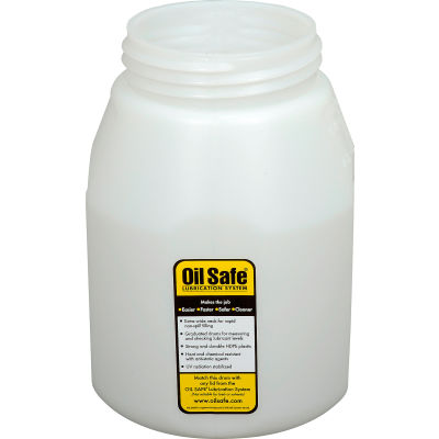 Oil Safe 5.0 Quart/Liter Drum, 101005