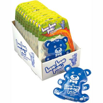 Boo-Boo Pac™ Bear Cold Pack, Blue, 12/Case
