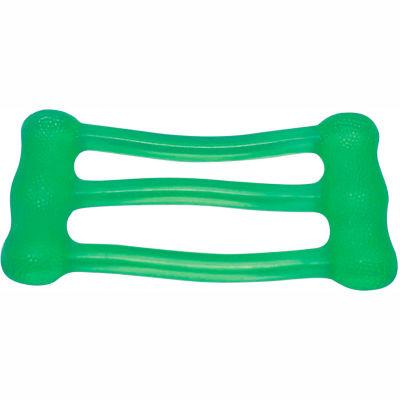 CanDo® Triple Jelly™ Expander, Green, Medium