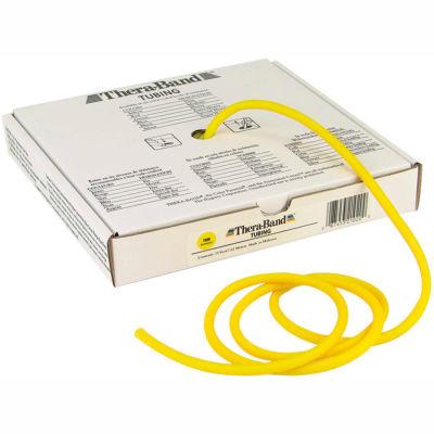 Thera-Band™ Latex Exercise Tubing, Yellow, 25' Roll/Box