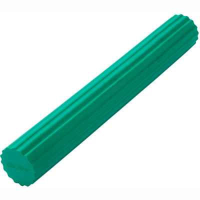"""CanDo® Twist-n-Bend® Exercise Bar, Green, 12""""L"""
