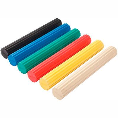 "CanDo® Twist-n-Bend® Exercise Bar, 12""L, 6-Color Set"