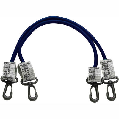 """Thera-Band™ Exercise Station Accessory, 12"""" Blue Tubing with Connectors, 1 Pair"""