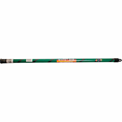 CanDo® Slim® WaTE™ Exercise Weight Bar, 4.5 lb., Green Stripe