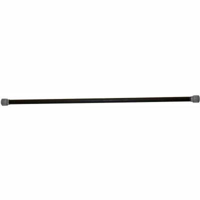 CanDo® Jumbo® WaTE™ Exercise Weight Bar, 22.5 lb., Silver