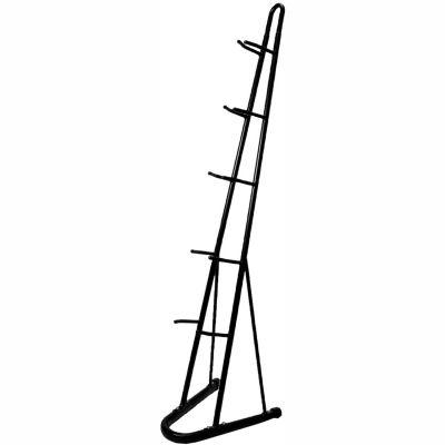 "CanDo® Plyometric Ball Rack, Vertical, 5-Ball Capacity, 12""L x 12""W x 58""H"