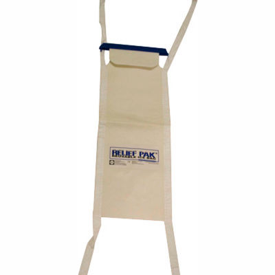 """Relief Pak® Small Insulated Ice Bag with Tie Strings, 5"""" x 13"""""""
