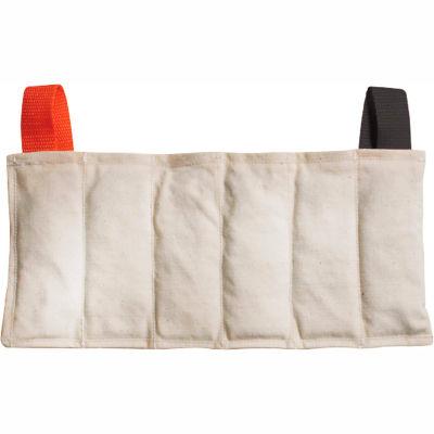 """Relief Pak® HotSpot® Moist Heat Pack, Half Size 5"""" x 12"""", 12/PK"""