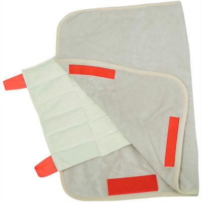 """Relief Pak® HotSpot® Moist Heat Pack Cover, All-Terry Microfiber, Standard 20""""x 24"""", 12/PK"""