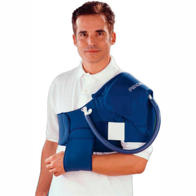 AirCast® CryoCuff® Shoulder Cuff with Gravity Feed Cooler