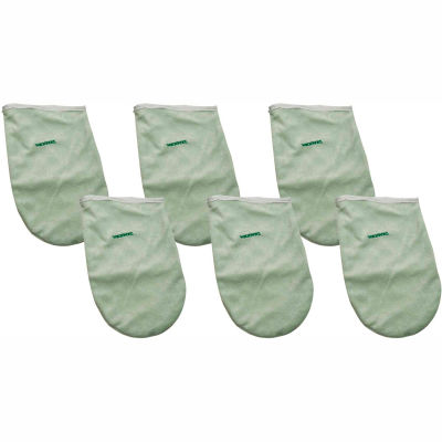 Terry Hand Mitts For Paraffin Treatment, 6/Pack
