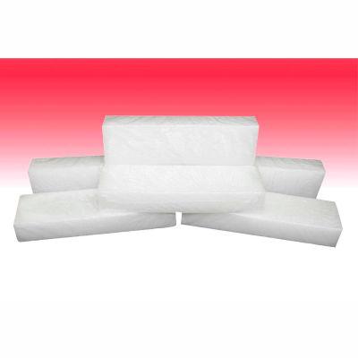 WaxWel® Paraffin Bath Refill, 6 lb. Blocks, Rose Blossom Fragrance