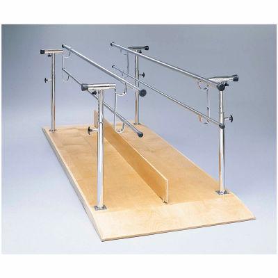 Divider Board For Parallel Bars with Platform, 10' L