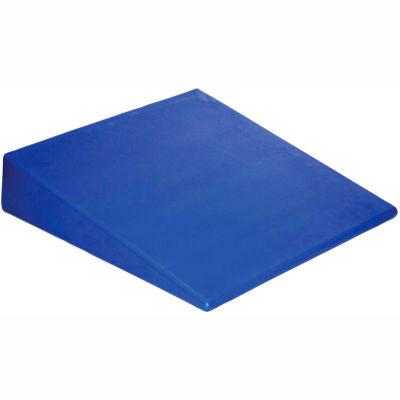 "Skillbuilders® Positioning Wedge, Blue, 22""L x 20""W x 4""H"